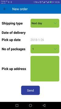 bsmart Delivery screenshot 2