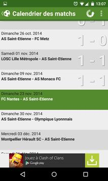 Foot Info Saint-Etienne screenshot 4