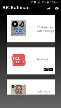 Ar Rahman Video Songs For Android Apk Download