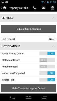 Bunbury Property Tracker apk screenshot