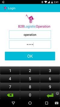 BMS Logistic Operation screenshot 1