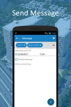 secrétaire - smart bridge - secretary & manager apk screenshot