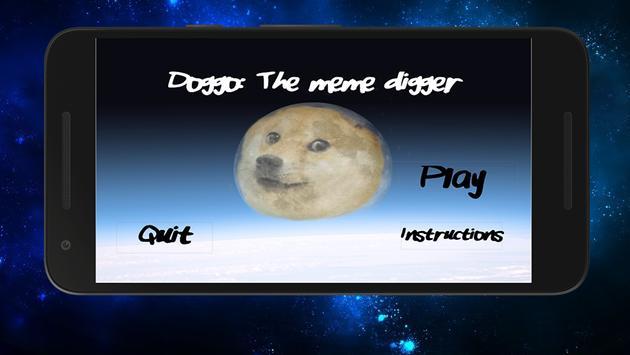 Doggo: The Meme Digger poster