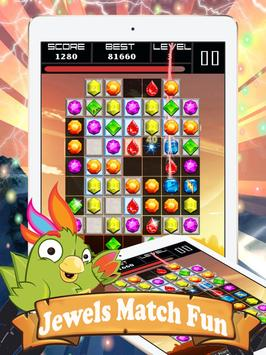 Relaxing with Jewels apk screenshot