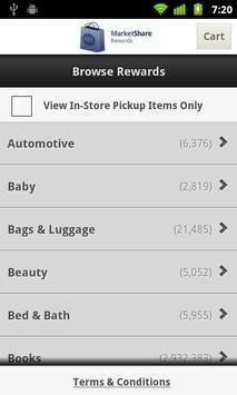 MarketShare Rewards screenshot 7