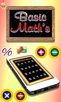 Basic Maths screenshot 2