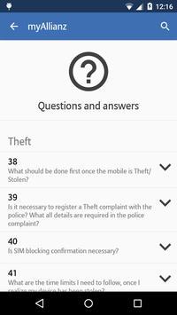 Allianz Mobile Protect screenshot 4
