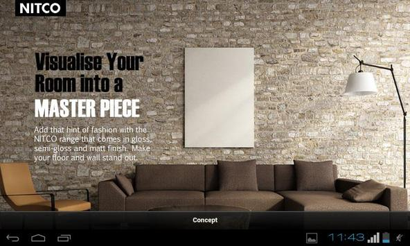 Nitco Visualise Your Room screenshot 4