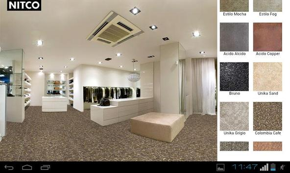 Nitco Visualise Your Room screenshot 7