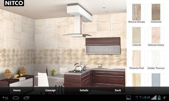 Nitco Visualise Your Room screenshot 8