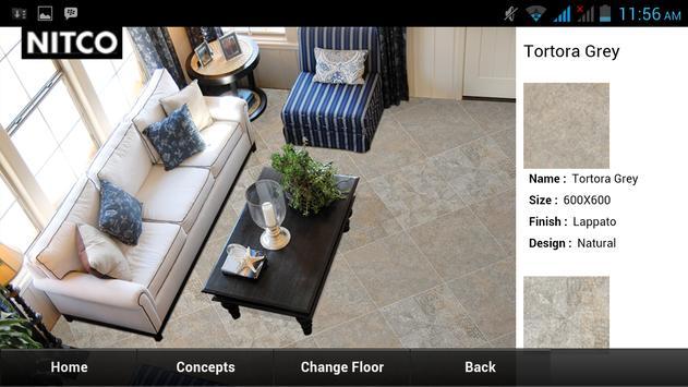 Nitco Visualise Your Room screenshot 3