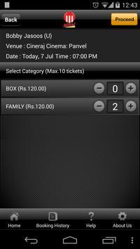 Miraj Cinemas screenshot 4
