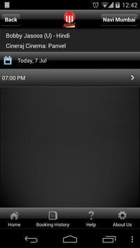 Miraj Cinemas screenshot 3