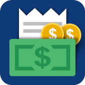 PCS Mobile Receipt icon
