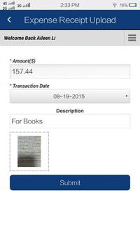 PCS Mobile Receipt apk screenshot