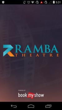 Ramba Theatre poster