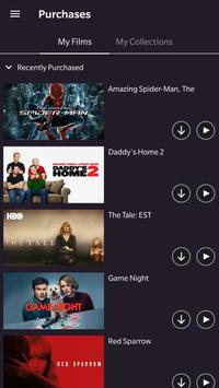 BT TV Purchases poster
