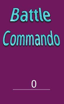 Battle Commando poster
