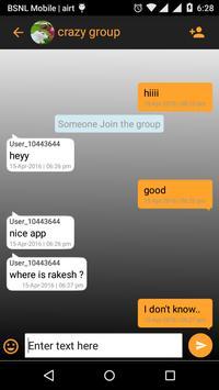 BtalkApp screenshot 2