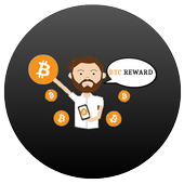 BTC Reward - Earn Free Bitcoin icon