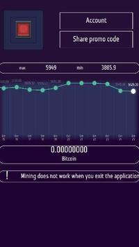 Bitcoin Mine poster