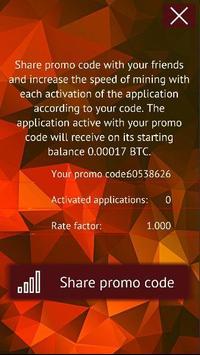 Bitcoin Runner apk screenshot
