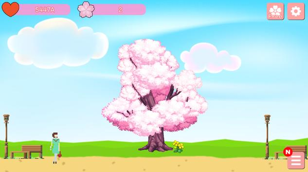 Poster Blossom Clicker - 4 Seasons Relaxing Game