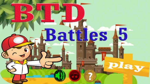 BTD Battles 5 apk screenshot