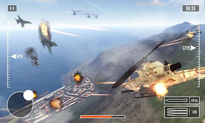 Gunship Battle Aviator Air Strike 3D for Android - APK Download