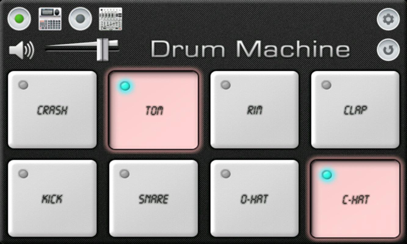Baixar Drum Pad Machine Apk : drum machine for android apk download ~ Vivirlamusica.com Haus und Dekorationen