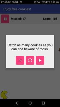 Cookie Catcher screenshot 5