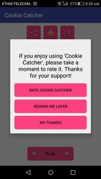 Cookie Catcher screenshot 6