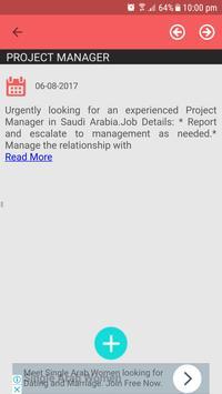 Saudi Arabia Jobs screenshot 3