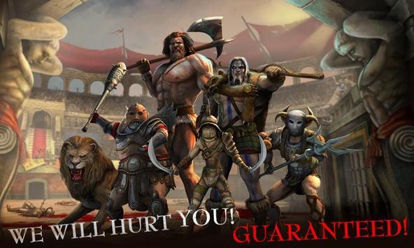I, Gladiator poster