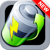 Smart Battery Saver - Boost and Clean icon