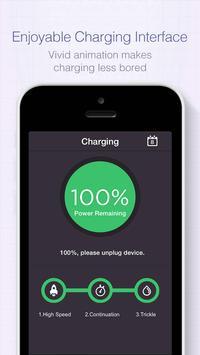 Smart Battery Saver - Boost and Clean screenshot 1