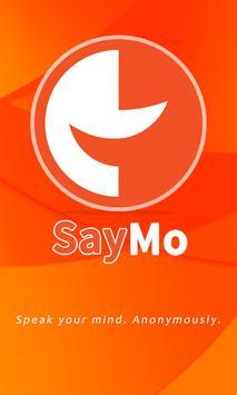 SayMo poster