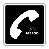 BTS 0800 icon