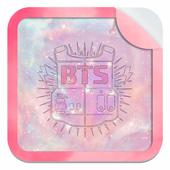 BTS K-POP Wallpaper icon