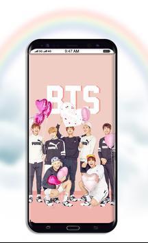BTS K-POP Wallpaper screenshot 7