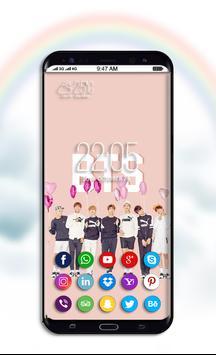 BTS K-POP Wallpaper screenshot 1