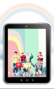BTS K-POP Wallpaper screenshot 2