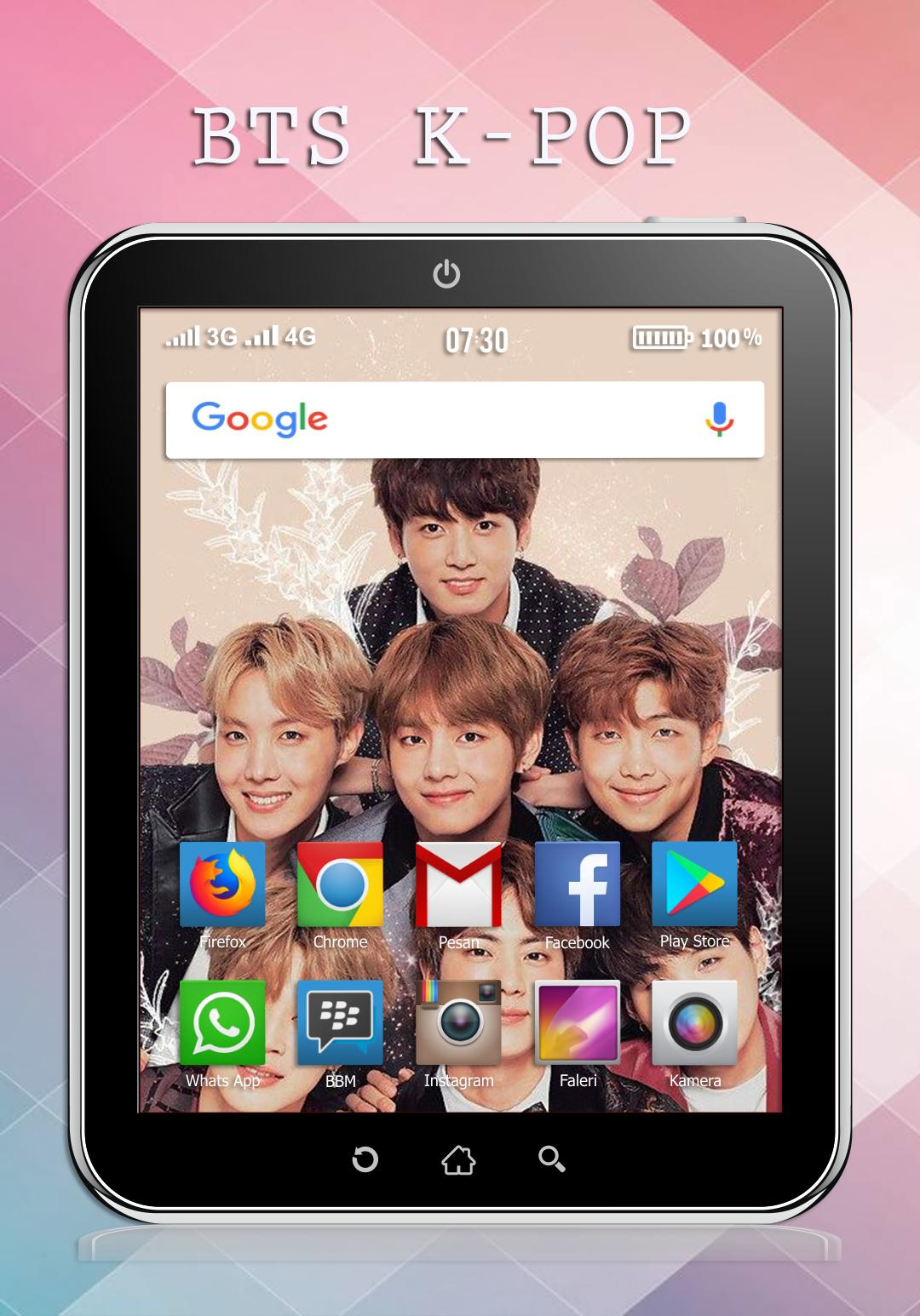 Bts Wallpaper K Pop For Android Apk Download