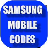 Secret Mobile Codes of Samsung icon