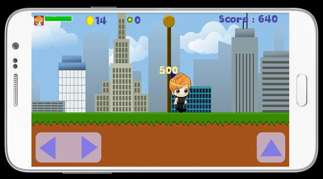 BTS V Adventure apk screenshot