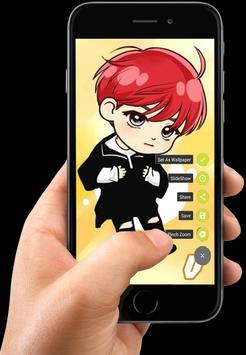 BTS Wallpaper HD apk screenshot