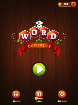 Word University 2018 : Workout with Word Connect 2 screenshot 8