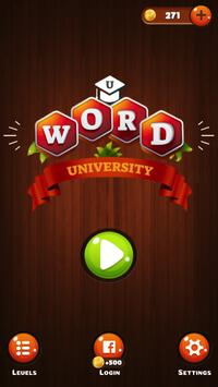 Word University 2018 : Workout with Word Connect 2 screenshot 2