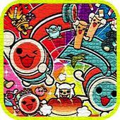Grafitti Puzzle Wallpapers icon