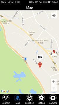 Car Positioning apk screenshot